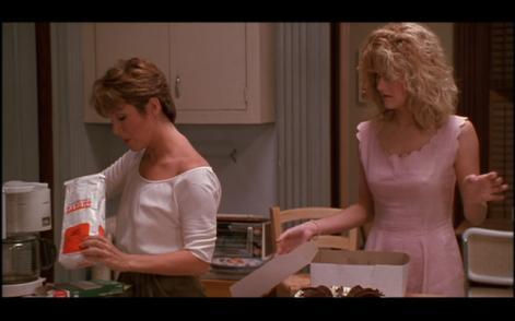 When-Harry-Met-Sally-Pink-Scalloped-Dress